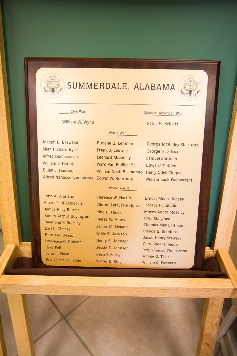 Museum & Archives | Town of Summerdale, AL